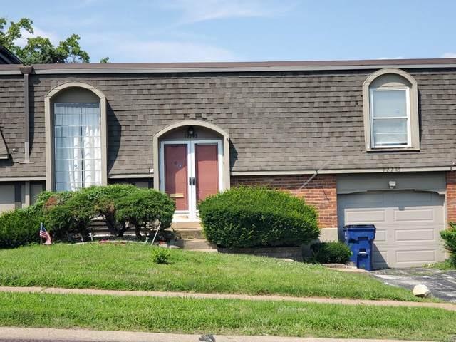 12145 Partridge Run, Florissant, MO 63033 (#21050850) :: Clarity Street Realty