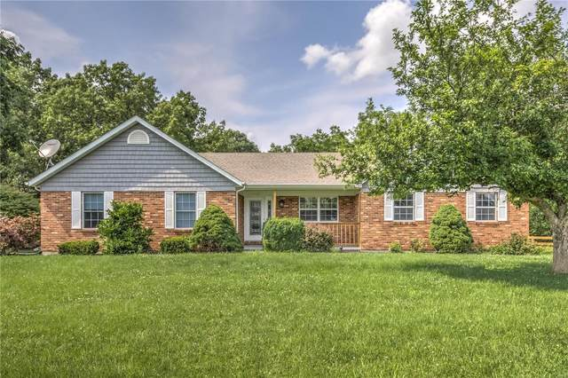 107 Apache, Pacific, MO 63069 (#21050856) :: Clarity Street Realty