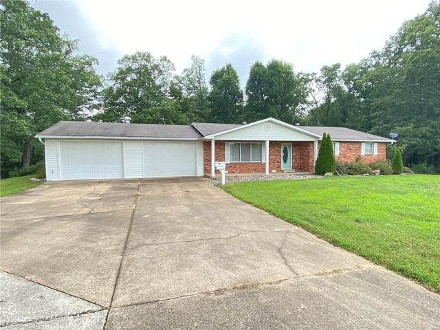 247 County Road 4703, Poplar Bluff, MO 63901 (#21050862) :: The Becky O'Neill Power Home Selling Team