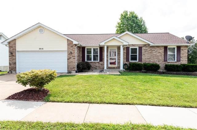 2016 Rosedale Court, Arnold, MO 63010 (#21050863) :: RE/MAX Vision