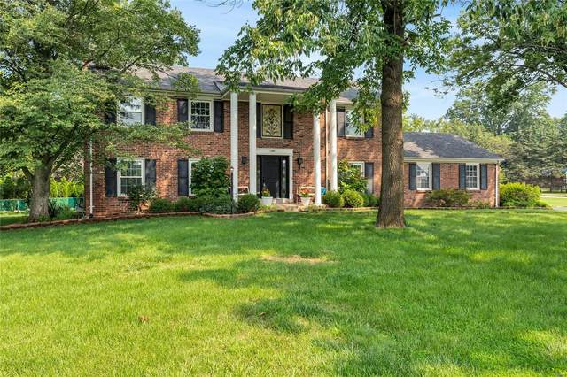 14009 Ladue Road, Chesterfield, MO 63017 (#21050876) :: Clarity Street Realty