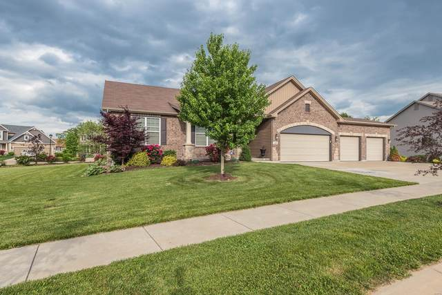 309 Wyndemere Drive, Lake St Louis, MO 63367 (#21050877) :: Parson Realty Group
