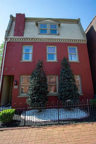 906 Geyer Avenue, St Louis, MO 63104 (#21050933) :: Delhougne Realty Group