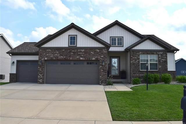 7068 Richmond Drive, Glen Carbon, IL 62034 (#21050935) :: Blasingame Group | Keller Williams Marquee