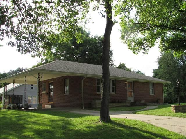2066 Dunnegan Street, Alton, IL 62002 (#21050939) :: Krista Hartmann Home Team