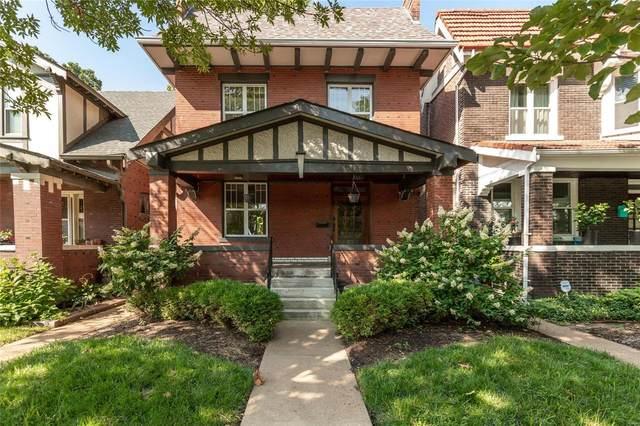 5934 Degiverville Avenue, St Louis, MO 63112 (#21050959) :: Jenna Davis Homes LLC