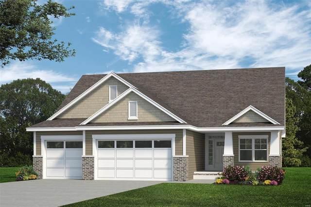 315 Star Lane, Glen Carbon, IL 62034 (#21051000) :: Blasingame Group | Keller Williams Marquee