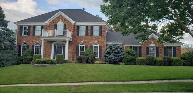 2324 Wellington Estates, Chesterfield, MO 63017 (#21051001) :: St. Louis Finest Homes Realty Group