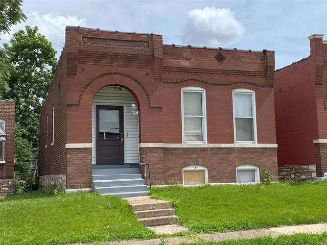 527 Wilmington Avenue, St Louis, MO 63111 (#21051011) :: Parson Realty Group