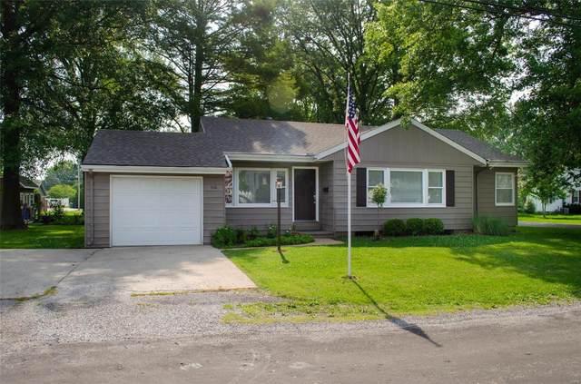 516 S Lafayette, Millstadt, IL 62260 (#21051072) :: Hartmann Realtors Inc.