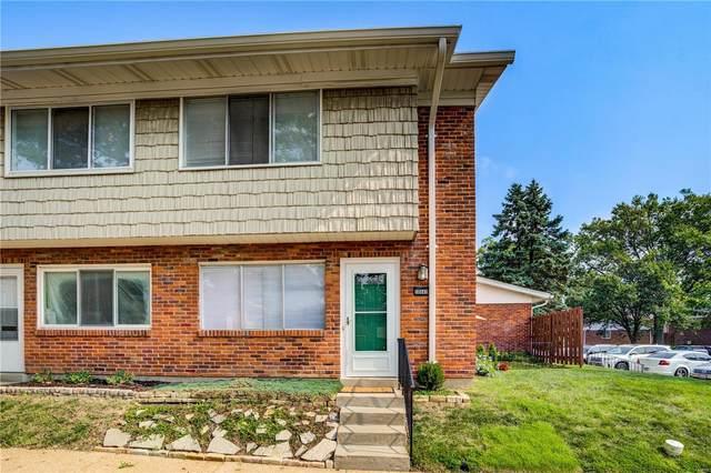 10641 Carroll Wood Way, St Louis, MO 63128 (#21051090) :: RE/MAX Vision
