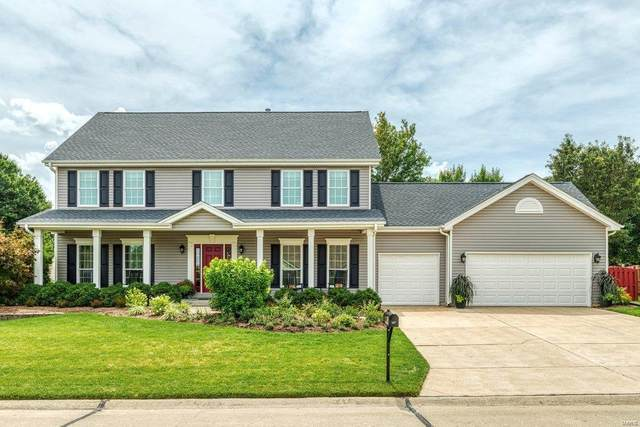 167 Cross Timbers Court, Saint Charles, MO 63304 (#21051110) :: Parson Realty Group