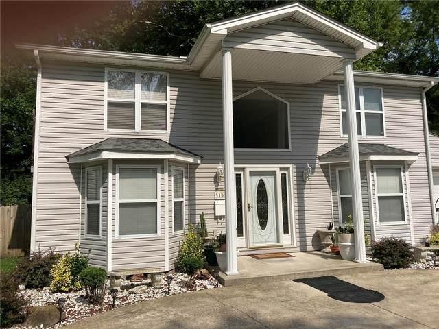 310 Howard Drive, O'Fallon, IL 62269 (#21051134) :: Parson Realty Group