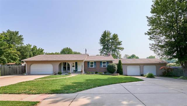 1761 Croftdale Drive, Florissant, MO 63031 (#21051142) :: Parson Realty Group