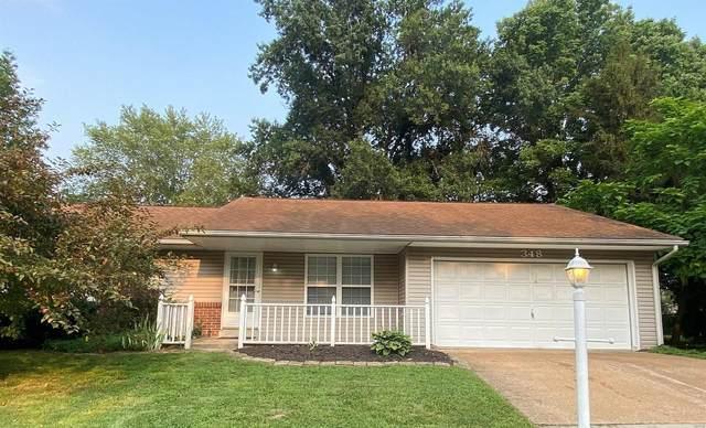 348 Roanoke, Belleville, IL 62221 (#21051177) :: Parson Realty Group
