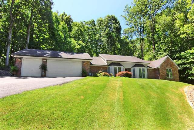 3320 Belleau Drive, Cape Girardeau, MO 63701 (#21051254) :: Parson Realty Group