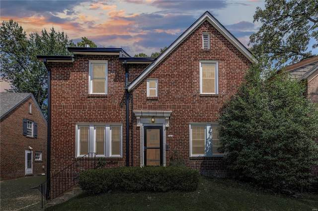 308 Edgewood Drive, Clayton, MO 63105 (#21051277) :: St. Louis Finest Homes Realty Group