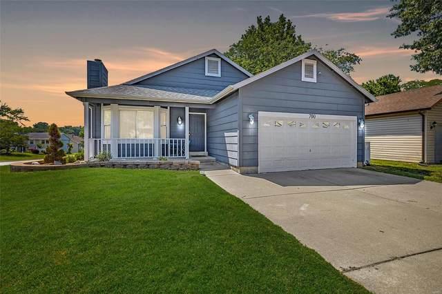 700 Fernwood Terr, Lake St Louis, MO 63367 (#21051278) :: Clarity Street Realty