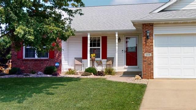1908 Wellington Lane, Maryville, IL 62062 (#21051284) :: Fusion Realty, LLC