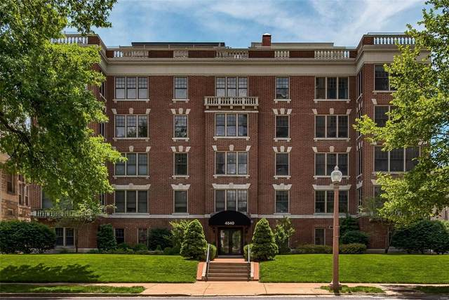 4540 Lindell Boulevard #104, St Louis, MO 63108 (#21051310) :: Hartmann Realtors Inc.