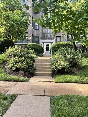 5527 Waterman Boulevard 1E, St Louis, MO 63112 (#21051326) :: Kelly Hager Group | TdD Premier Real Estate