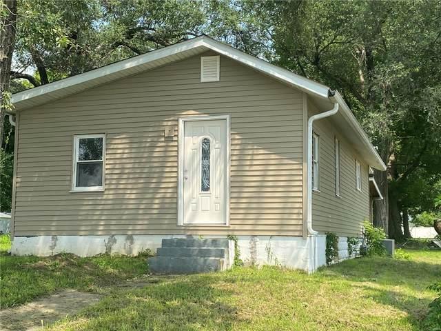206 Velma Avenue, South Roxana, IL 62087 (#21051336) :: Fusion Realty, LLC
