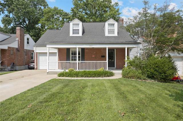1341 Andrew Drive, St Louis, MO 63122 (#21051346) :: Clarity Street Realty