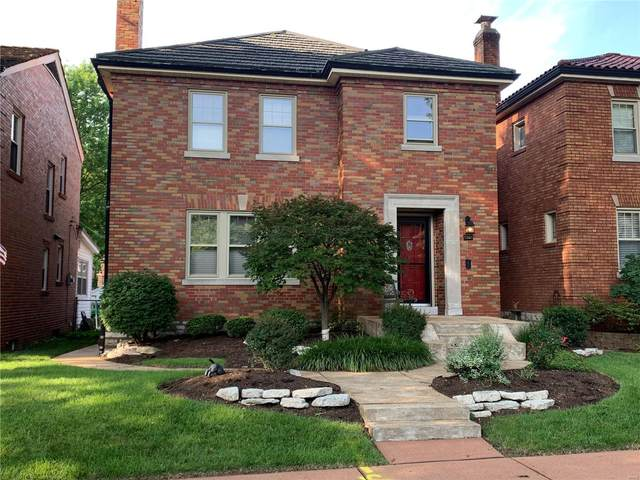 5846 Delor, St Louis, MO 63109 (#21051357) :: Parson Realty Group