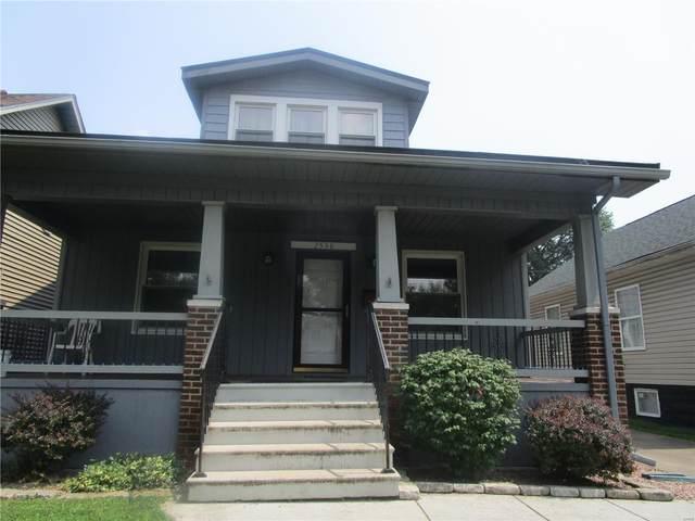 2538 Grand Avenue, Granite City, IL 62040 (#21051419) :: Fusion Realty, LLC