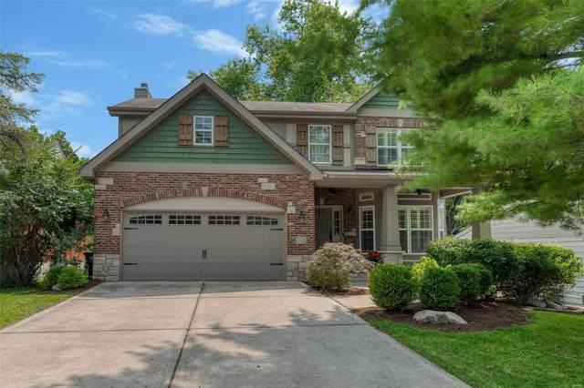 8520 Joseph Avenue, St Louis, MO 63144 (#21051440) :: Clarity Street Realty