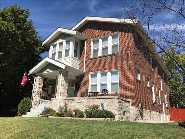 5043 Bancroft Avenue, St Louis, MO 63109 (#21051448) :: Reconnect Real Estate