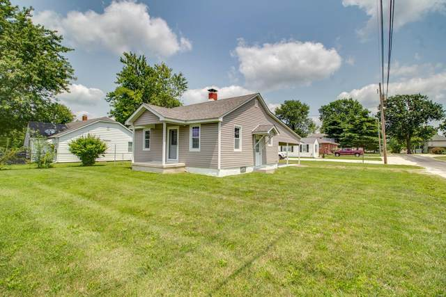 801 Pleasant Street, Jerseyville, IL 62052 (#21051449) :: The Becky O'Neill Power Home Selling Team