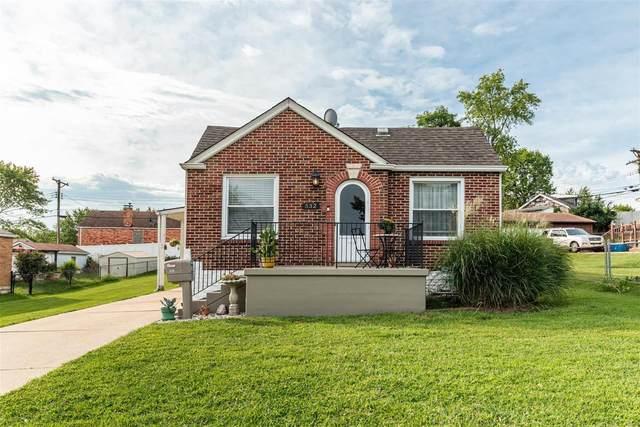 532 Kingston, St Louis, MO 63125 (#21051452) :: Century 21 Advantage