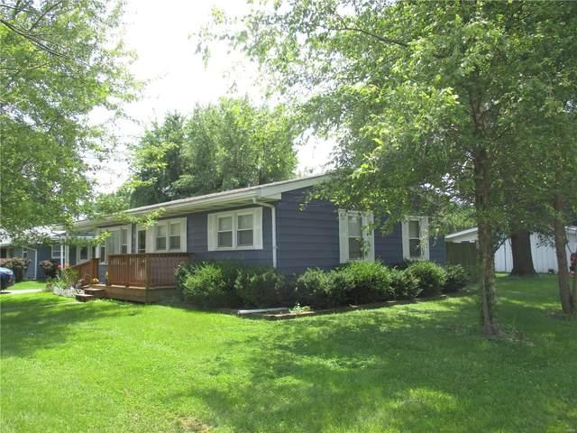 529 W Hudson, Wellsville, MO 63384 (#21051458) :: Realty Executives, Fort Leonard Wood LLC