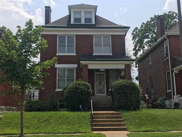 4952 Lotus Avenue, St Louis, MO 63113 (#21051460) :: Delhougne Realty Group