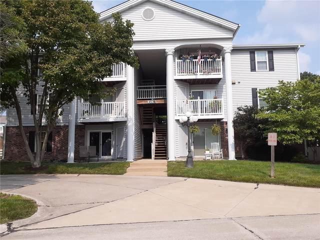 4539 Little Rock F, St Louis, MO 63128 (#21051471) :: Kelly Hager Group | TdD Premier Real Estate