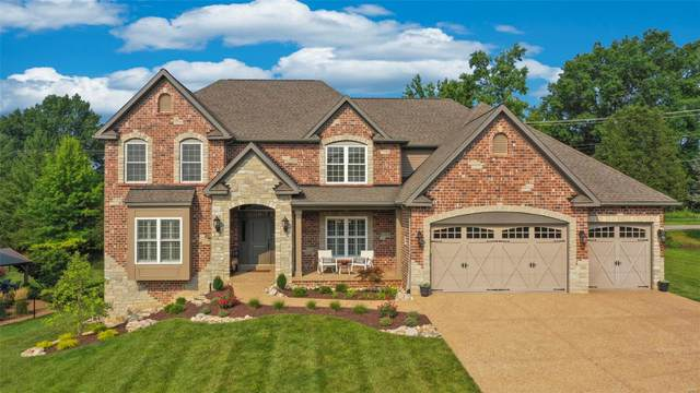 2402 Christopher View Drive, St Louis, MO 63129 (#21051483) :: RE/MAX Vision