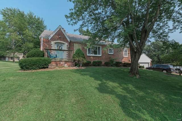 5140 Ivondale Lane, St Louis, MO 63129 (#21051509) :: RE/MAX Vision
