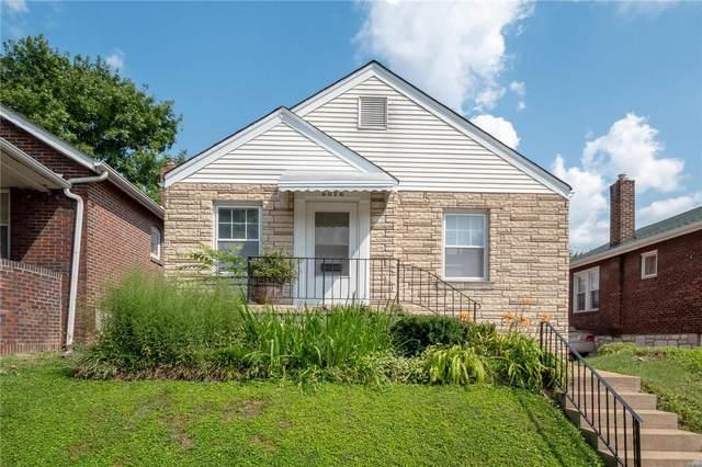 6076 Wanda Avenue, St Louis, MO 63116 (#21051518) :: Reconnect Real Estate