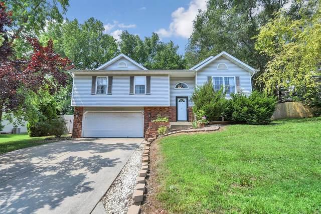 67 Fairington Avenue, Glen Carbon, IL 62034 (#21051566) :: Blasingame Group | Keller Williams Marquee