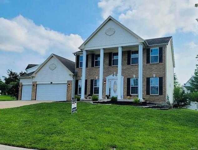7787 Boatside, Dardenne Prairie, MO 63368 (#21051578) :: PalmerHouse Properties LLC