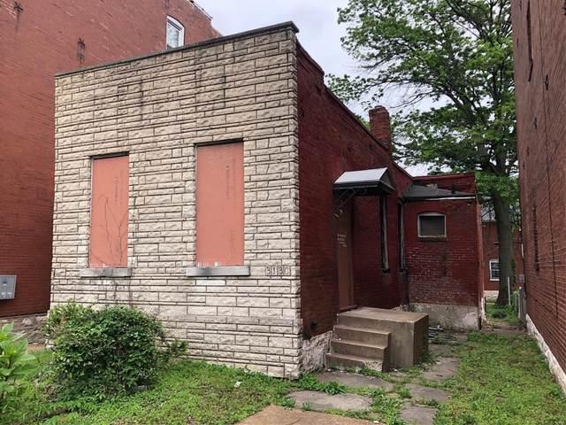 3130 Oregon Avenue, St Louis, MO 63118 (#21051604) :: Krista Hartmann Home Team