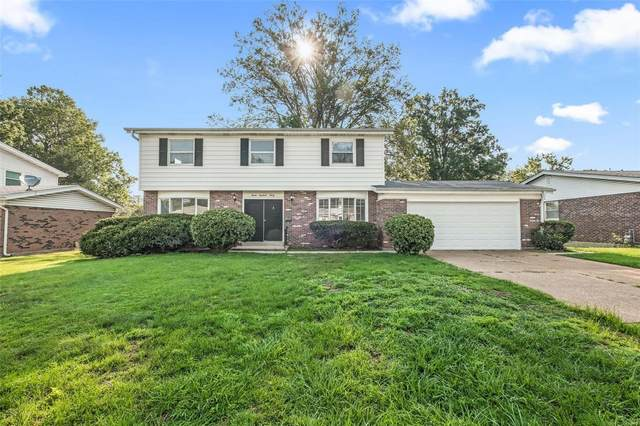 730 Millstone, Florissant, MO 63033 (#21051608) :: St. Louis Finest Homes Realty Group