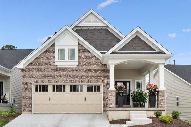 17028 Fire Glow Drive, Wildwood, MO 63011 (#21051609) :: Kelly Hager Group   TdD Premier Real Estate