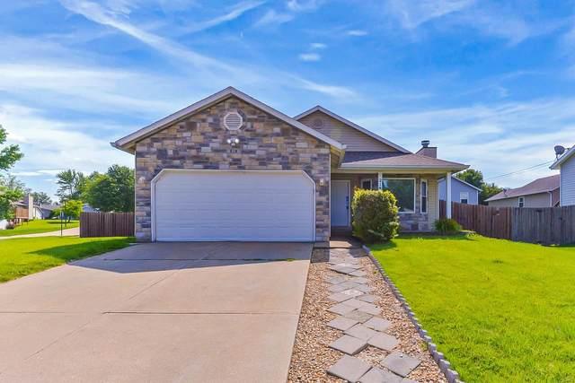 218 Geranium, O'Fallon, MO 63366 (#21051629) :: Kelly Hager Group | TdD Premier Real Estate