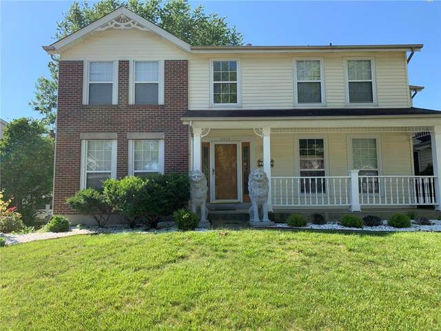 3914 Sport Of Kings, Florissant, MO 63034 (#21051665) :: Parson Realty Group