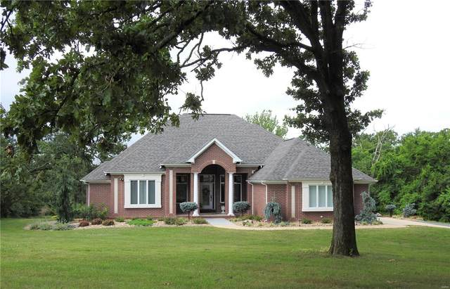 10840 Breeden Drive, Rolla, MO 65401 (#21051680) :: Clarity Street Realty