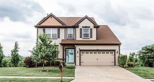 807 Stonewood Bend, Lake St Louis, MO 63367 (#21051683) :: PalmerHouse Properties LLC