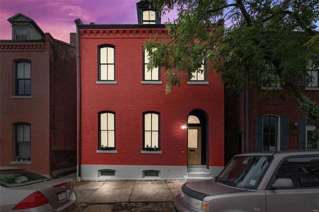 1000 Russell, St Louis, MO 63104 (#21051684) :: Kelly Hager Group   TdD Premier Real Estate