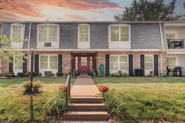 1718 Herault Place D, St Louis, MO 63125 (#21051701) :: Kelly Hager Group   TdD Premier Real Estate